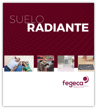 Folleto de suelo radiante